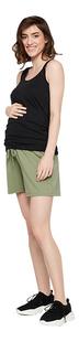 Mamalicious Short jersey Oil Green-Image 1