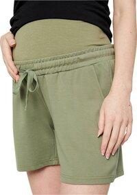 Mamalicious Short jersey Oil Green-Détail de l'article