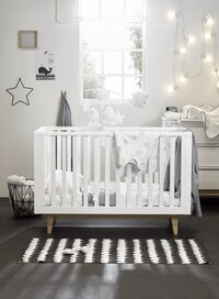 Troll 3-delige babykamer met kast met 2 deuren Scandy