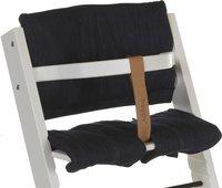 Treppy Coussin réducteur pour chaise évolutive denim blue