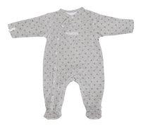 Noukie's Pyjama Poudre d'Étoiles grijs maat 62