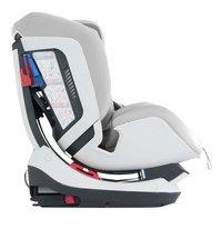 Chicco Siège-auto Seat Up Groupe 0+/1/2 gris-Côté gauche