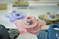 Filibabba Anneau de dentition Rafraîchissant rose - 2 pièces-Image 1