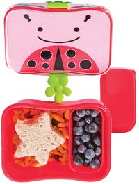 Skip*Hop Boîte à tartines Zoo coccinelle-Détail de l'article