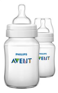 Philips AVENT Zuigfles Classic + 260 ml - 2 stuks
