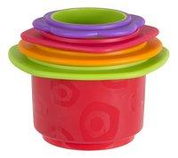 Playgro Stapelpotjes Chewy Stack and Nest Cups-Vooraanzicht
