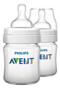 Philips AVENT Zuigfles Classic + 125 ml - 2 stuks