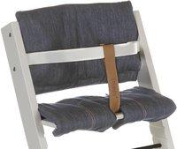 Treppy Chaise haute blanc-Détail de l'article