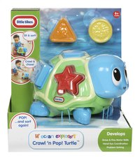 Little Tikes Lil' Ocean Explorers Crawl 'n Pop! Turtle-Avant