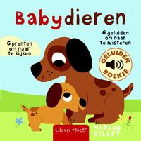 Geluidenboekje Babydieren - Marion Billiet