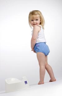 Bambino Mio Oefenbroekje blauw 11 - 13 kg-Afbeelding 1