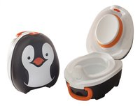 My Carry Potty Potje pinguïn-commercieel beeld