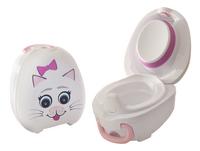 My Carry Potty Petit pot chat-commercieel beeld