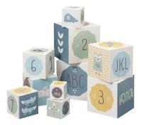 Fresk Blocs Whale Grey - 10 pièces