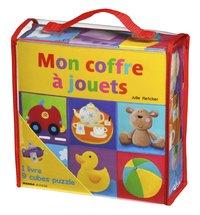 Livre pour bébé Mon coffre à jouet - Julie Fletcher