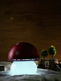 Duux Luchtbevochtiger paddenstoel-Afbeelding 3