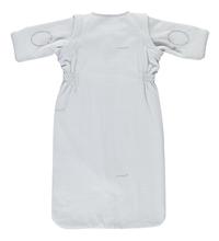 Puckababy Slaapzak Bag Newborn 0 - 6 maanden 68 cm grey-Achteraanzicht