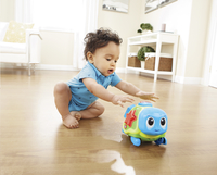 Little Tikes Lil' Ocean Explorers Crawl 'n Pop! Turtle-Image 2