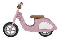Little Dutch Houten loopfiets roze-commercieel beeld