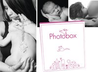 Photointhebox Fotoshoot for baby-Afbeelding 1