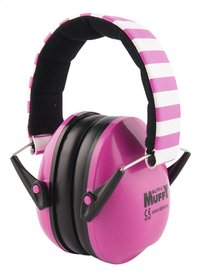 Alpine Casque antibruit Muffy pink-Avant
