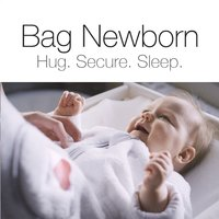 Puckababy Slaapzak Bag Newborn 0 - 6 maanden 68 cm grey-Afbeelding 1