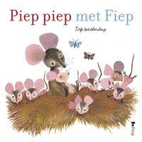 Livre pour bébé Piep piep met Fiep