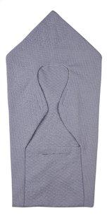 Voksi Couverture enveloppante Baby Wrap light grey-Arrière