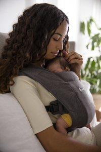 ERGObaby Porte-bébé ventral Embrace heather grey-Image 7