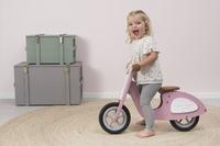 Little Dutch Houten loopfiets roze-Afbeelding 2