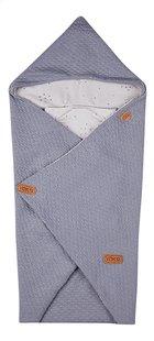 Voksi Couverture enveloppante Baby Wrap light grey-Avant