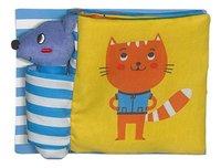 Knuffelboekje Le chat et la souris