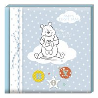 Babydagboek Winnie de Poeh Baby's eerste jaar