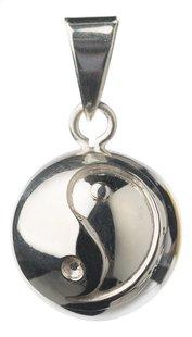 Babylonia Zwangerschapsbelletje Bola Yin/Yang zilver