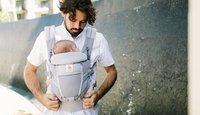 ERGObaby Porte-bébé combiné Adapt Cool Air Mesh pearl grey-Image 6