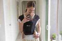 ERGObaby Buikdrager Embrace pure black-Afbeelding 8