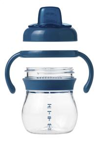 OXO Tot Oefenbeker met zachte tuit 150 ml marineblauw-Artikeldetail