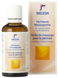 Weleda Massageolie Perineum 50 ml