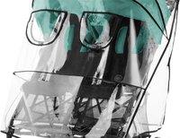 Britax Römer Habillage de pluie pour buggy duo Holiday Double transparent-Détail de l'article