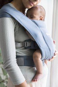ERGObaby Porte-bébé ventral Embrace oxford blue-Image 2
