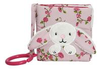 Little Dutch Livre en tissu Pink Blossom lapin