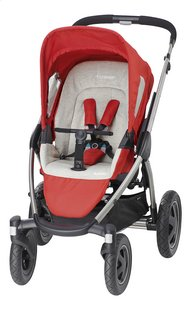 Maxi-Cosi Poussette + Nacelle Mura folkloric red
