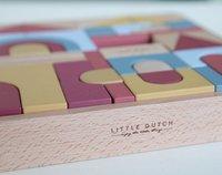 Little Dutch blocs de construction Pure & Nature - 47 pièces-Détail de l'article