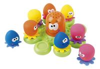 Tomy Badspeelgoed Octopusfamilie - 8 stuks-Vooraanzicht