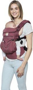 ERGObaby Porte-bébé combiné Omni 360 Cool Air Mesh plum-Détail de l'article