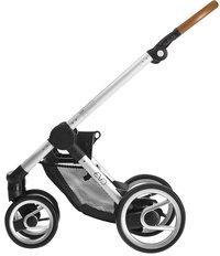 Mutsy Onderstel voor wandelwagen Evo industrial grey-Vooraanzicht