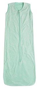 Dreambee Sac de couchage d'été Essentials doublé tissu-éponge vert menthe 90 - 110 cm