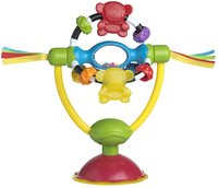 Playgro Jouet d'activité High Chair Spinning Toy-Avant