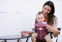 ERGObaby Porte-bébé combiné Omni 360 Cool Air Mesh plum-Image 3