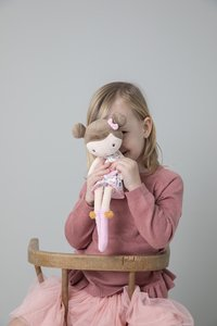 Little Dutch Knuffelpop Rosa 35 cm-Afbeelding 2